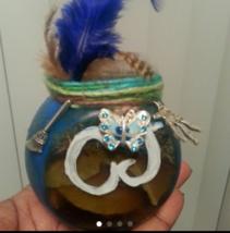 Custom Honey Jar Blessing Jar Sweetening Working Jar Hoodoo Pagan Witchy... - $35.00