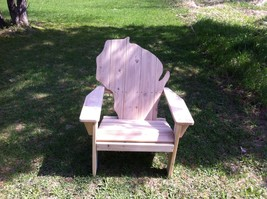 Wisconsin Cedar Adirondack Chair - $149.00