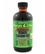 Jamaican Mango and Lime Jamaican Black Castor Oil Rosemary Aromatherapy 4oz - $11.34