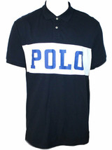 Polo Ralph Lauren Mens Custom Fit TOP Tee T-shirt Summer Top Size XXL IS76 - $105.59