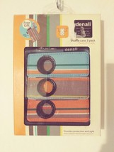 Denali Brand iPod Shuffle Case 3 Pack Blue / Earthtone / Orange - $19.99