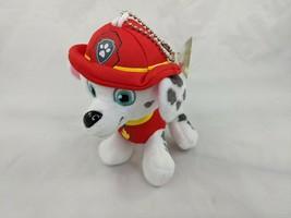 "Paw Patrol Marshall Dalmatian Dog Plush 5"" Suction Cup Stuffed Animal Toy - $9.95"