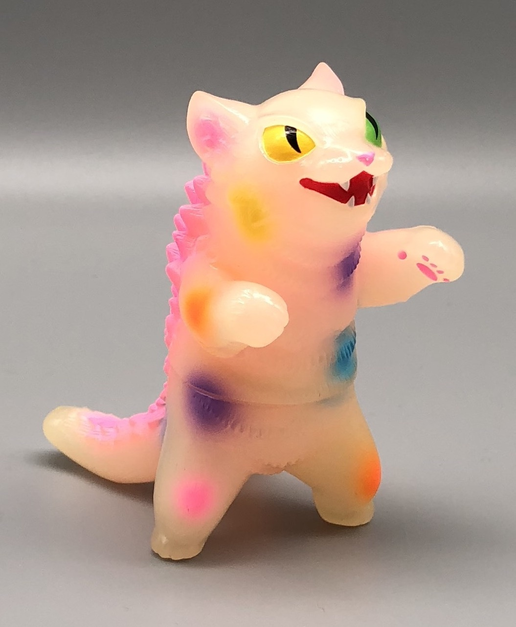 Max Toy GID (Glow in Dark) Polka Dot Negora - Extremely Limited