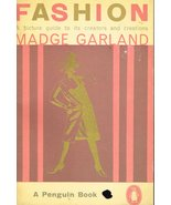 'Fashion: A Picture Guide to its Creators and Creations' by Madge Garland - $75.00