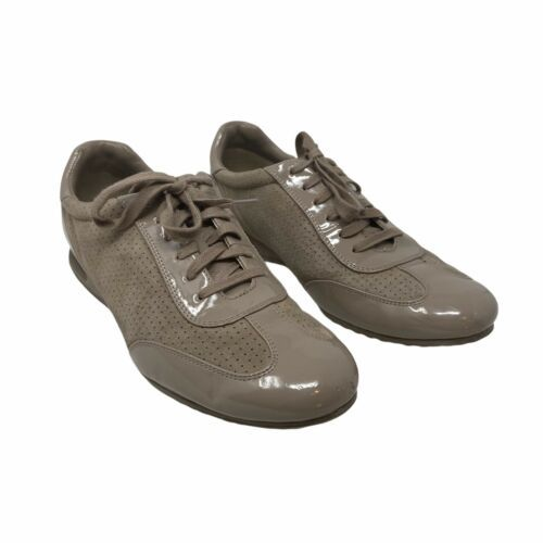 Cole Haan Air Tali II Beige Leather Oxford Sneaker Sz 9.5B - $28.05