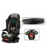 Chest Clip & Buckle safety 1s Summit 65 HighBack Booster Child Car Seat ... - $19.79