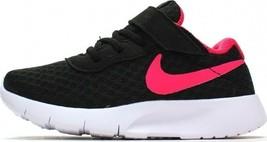 Nike Tanjun TDV 818386-061 Black/Pink Infant Toddler Shoes - $37.95