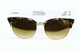 "New Genuine $500 Barton Perreira ""Camden"" Titanium Gold Frame Unisex Sun... - $169.70"