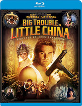 Big Trouble In Little China (Blu-Ray/Ws-2.35/Sac/Eng-Fr-Sp Sub/Dub)