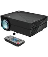 Pyle Home PRJG82 1080p HD Compact Digital Multimedia Projector - $129.99