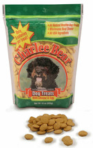 Charlee Bear Dog Treats For Dogs Cheese 16oz Training Natural Non Staining - $31.01 CAD