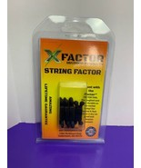X Factor Outdoor Products String Factor String Silencer Pack of 4 Archer... - $5.93
