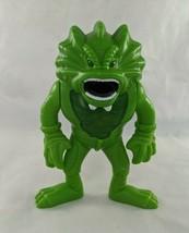 """Toy Quest Stretch Green Sea Creature 4.75"""" 2003 Figure - $4.95"""