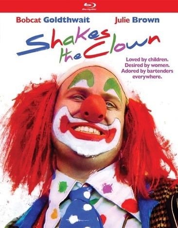 Shakes The Clown (Blu-Ray)