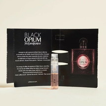 Yves Saint Laurent Black Opium Eau de Toilette (sample) - $7.99