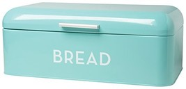 Now Designs Large Bread Bin, Turquoise Blue - $42.44