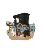 """Burwood Products Amish Buggy Wall Hanging Plastic Model 3340-2  7.5""""L x 6""""T - $9.85"""