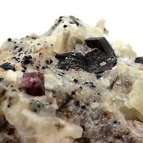 Hibonite + Zirkon. 402.7 ct. esiva, Tulear Provinz, Madagaskar selten