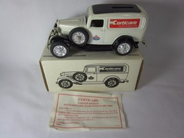 1990 ERTL Diecast Amoco Certicare Repair Center 1932 Ford Panel Delivery... - $24.74