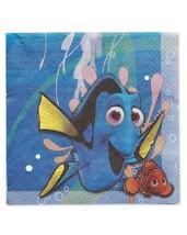 Finding Dory Nemo Disney Pixar Movie Kids Birthday Party Paper Luncheon Napkins - $9.17