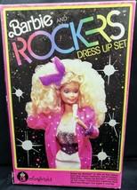 Vintage 1986 Colorforms Barbie & Rockers Dress Up Set #683- New in Box - $29.69