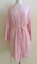Charter Club French Terry Kimono Robe 83421 Pink Green XL XXL XXXL     NEW - ₨1,747.22 INR