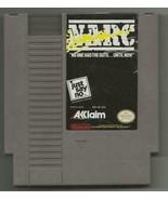 ORIGINAL Vintage Tested 1990 Acclaim NARC Nintendo NES Cartridge   - $13.99