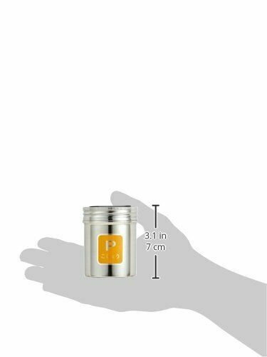 *Endoshoji commercial TKG seasoning cans small P (pepper) 18-8 stainless BTY723