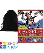Legrande Circo & Sideshow Tarot Tarjetas Esoteric US Juegos Sistemas Con... - $41.86