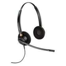 Plantronics EncorePro HW520 Over-the-Head Binaural Wired Headset 89434-01 - $88.25