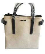 Calvin Klein  Hazen Faux Leather Tote - $59.99