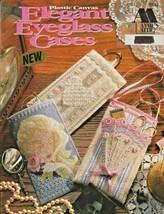 "Annie's Attic ""Elegant Eyeglass Cases"" Plastic Canvas - Gently Used - $7.00"