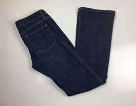 GAP womens 1969 Limited Edition Jeans Boot Cut  Dark Blue Wash Size 4R - $10.00