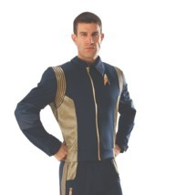 Rubies de Luxe Star Trek Discovery Command Veste Adulte Halloween Costum... - £82.85 GBP