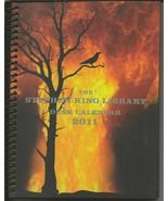 VINTAGE 2011 Stephen King Library Desk Calendar - $19.79