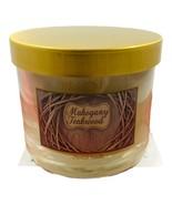 Bath & Body Works White Barn Mini Scented Candle Mahogany Teakwood 1.3 O... - $12.86