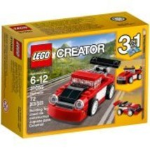 LEGO Creator Red racer 31055 - $17.12