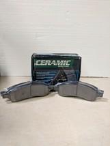 Powerstop 2-Wheel Set Brake Pad Sets Front Driver /& Passenger Side New Z23-1303