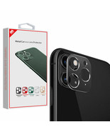Apple iPhone 11 Pro Max Back Camera Lens Cover Tempered Glass Screen Pro... - $7.77