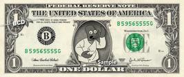 ZOIDBERG Futurama on Real Dollar Bill Cash Money Collectible Memorabilia... - $8.88