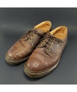 Vintage Dr. Martens 1561 Shoes Mens size-10 Brown Leather - $50.35