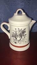 Vintage Staffordshire Howard Coffee pot - $35.00