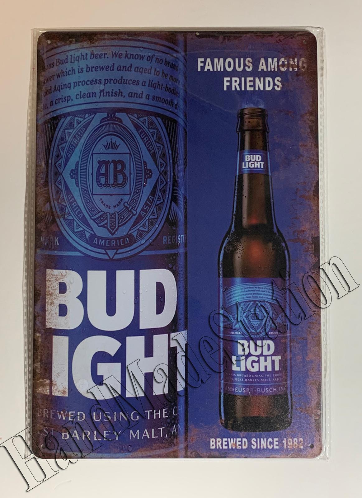 Budweiser light logo