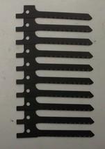 "Vermont American 90-30101 3"" x 7TPI Metal Cutting Recip Saw Blade 10pc Swiss - $4.46"