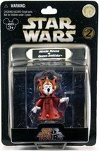 Star Wars Minnie Mouse as Queen Amidala Star Tours Series 2 Exclusive - $24.74