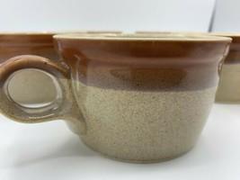 Lot of 5 Mikasa Potters Art Country Cabin Mugs Japan PF 850 Ben Seibel S... - $18.00