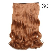 women wore a granny long curly wig with a centre parting long65cm D1010-30# - $20.66