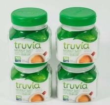 Truvia Spoonable Natural Stevia Sweetener 9.8 oz Jars 11/2023 4 PACK Non... - $26.73