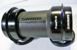 Sram Pressfit 30 Dub 68mm Road Bicycle Bottom Bracket Black - $39.59