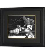 """Rubin """"Hurricane"""" Carter signed Vintage B&W 16x20 Photo Custom Framed (d... - $179.95"""
